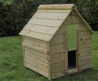 Duck Houses for the Garden