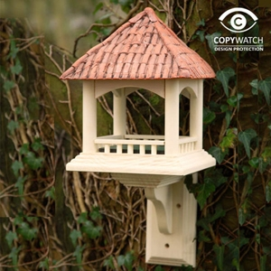 Wall Mounted and Hanging Bird Tables