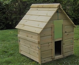 Duck and Waterfowl Houses for the garden