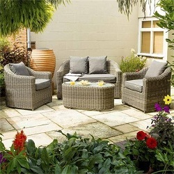 Garden Tables, Chairs & Lounge Sets