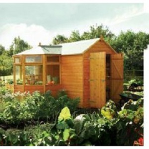 Greenhouses, Coldframes & Potting Sheds