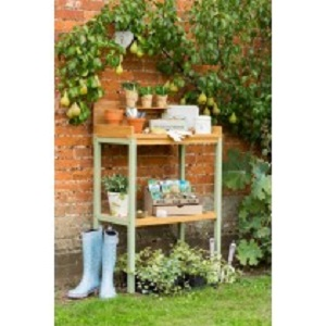 Garden Shelving, pot stands and planting tables