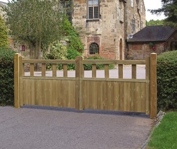 Gates, Fencing, Landscaping, Decking, Paving and Gravel