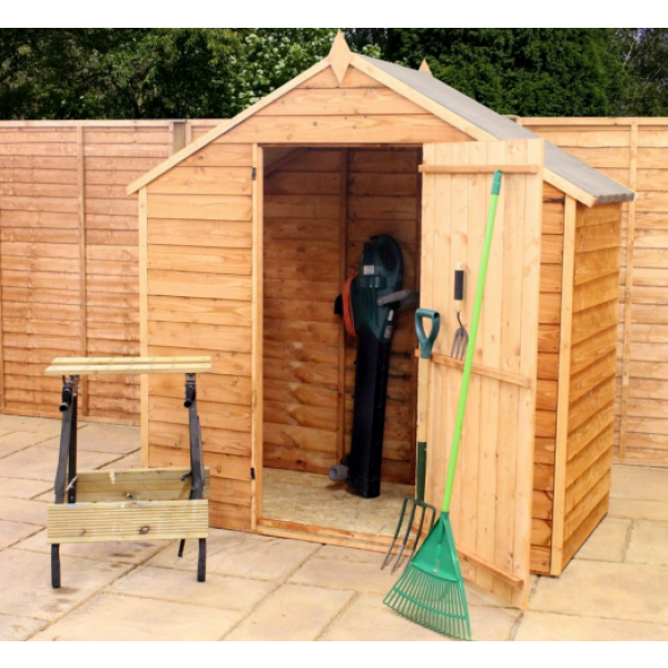 Garden Sheds, Bike, Tool and Mower Stores