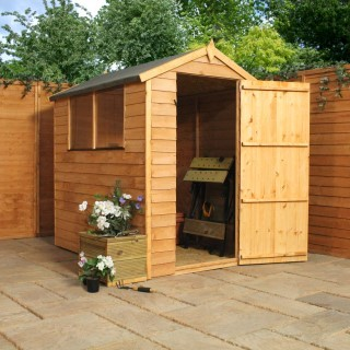 Wooden Sheds, Workshops and Storage