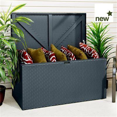 Garden Storage Boxes