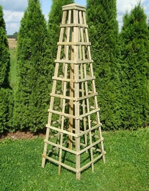 Obelisks, Plant Supports, Trellis and Arches