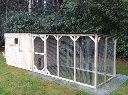 Chicken Houses and Runs - ALL OF OUR RANGE
