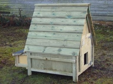 Swiss Chalet Chicken Houses