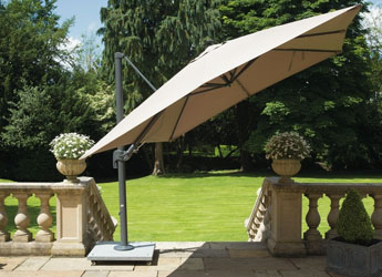 Parasols and Parasol Bases