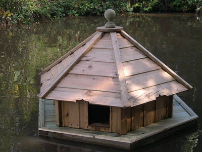 Duck and Waterfowl Houses and Runs - ALL OF OUR RANGE