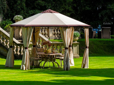 Gazebos and Parasols