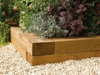 Planters, tubs and Veggiebeds