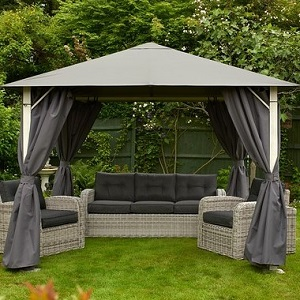 Metal Framed and Polycarbonate Gazebos