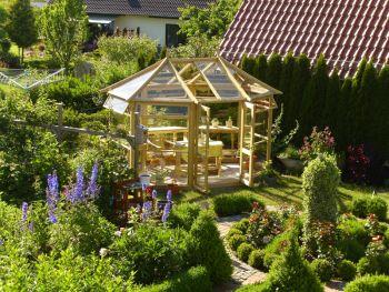 Edwardian Greenhouse (Large)