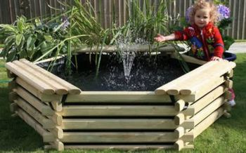 100 Gallon Pond Without Pump
