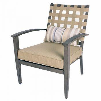 Encore Club Chair + Lumbar Pillow