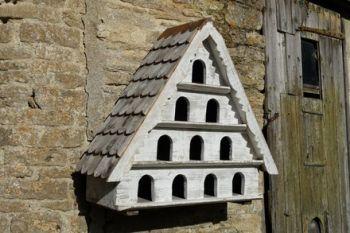 4 Tier Birdhouse