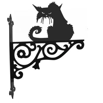 Cat Ornamental Hanging Bracket