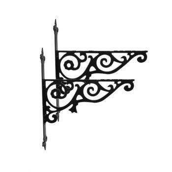 Ornamental Hanging Bracket - Two Pack