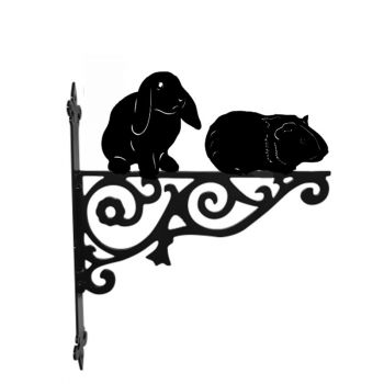 Rabbit And Guinea Pig Hanging Bracket