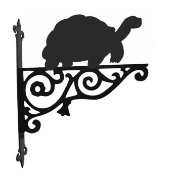Tortoise Ornamental Hanging Bracket