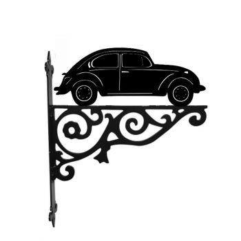 VW Beetle Ornamental Hanging Bracket