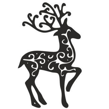 Deer Garden Art