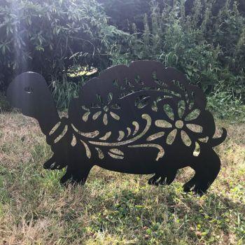 Tortoise Garden Art