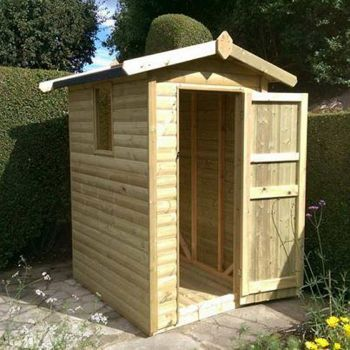 6 X 4 Apex Shed