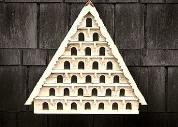 Seven Tier Birdhouse (Medium Hole)
