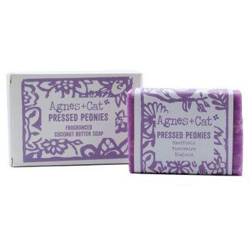 140G Handmade Soap - Pressed Peonies