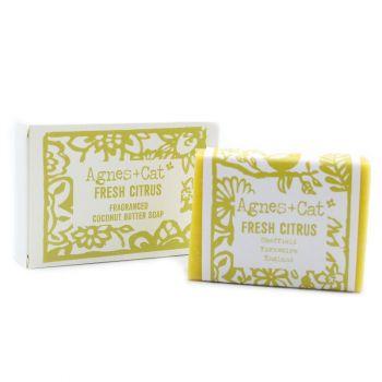 140G Handmade Soap - Fresh Citrus