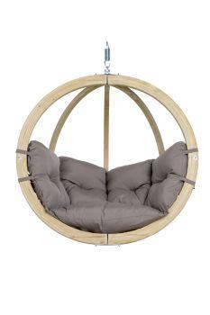 Globo Chair Taupe