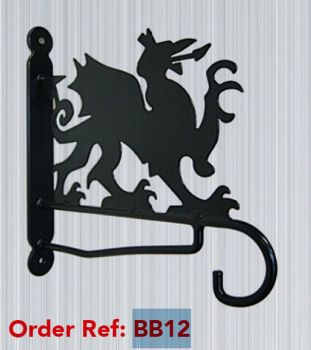 Welsh Dragon Feature Bracket