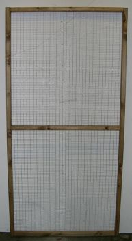 "Panel Roof 6'3"" x 3' (1"" x 1"" x16g)"