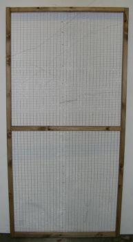 "Panel half wire 6' x 3' (1/2"" x 1/2"" x 19g)"