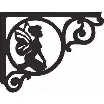 Fairy Shelf Bracket (Pair)
