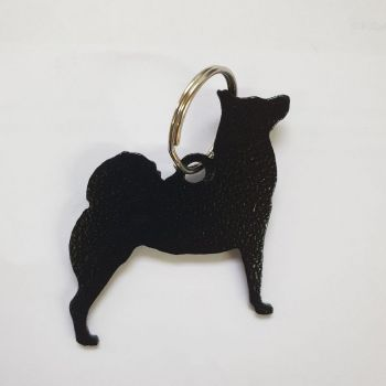 Buhund Key Fob