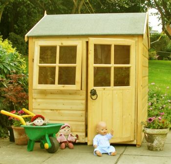 Bunny Playhouse Children's Wendy House