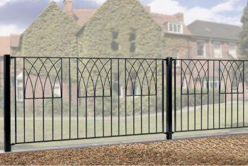 Abbey Fence 815mm High X 1830mm Gap