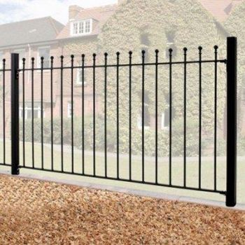 "Manor Fence 36\"" High X 6' Gap"