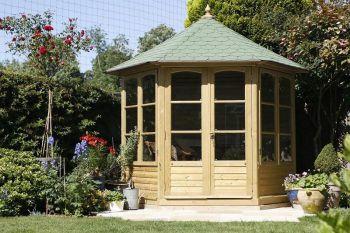 Harrogate Summerhouse (Medium)