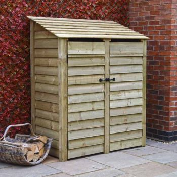 Cottesmore 6Ft with Doors Light Green