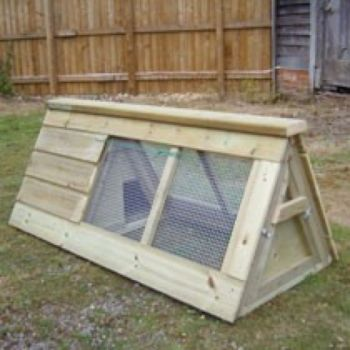 Bantam Chicken Ark - For up to 3 Hens
