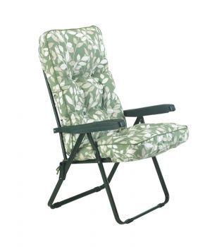 Deluxe Cotswold Leaf Recliner