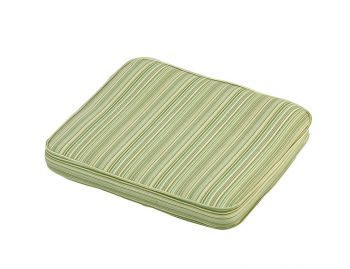 Cotswold Stripe Standard Carver Cushion