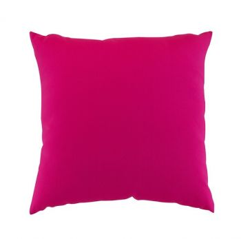 """Scatter Cushion 12\""""x12\"""" Hot pink"""
