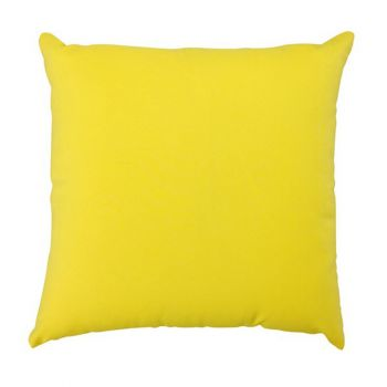 """Scatter Cushion 12\""""x12\"""" Yellow"""
