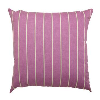 """Scatter cushion 18\""""x18\"""" Cotswold Stripe"""